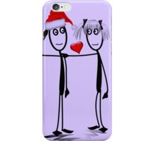 All I Need For Christmas Is You iPhone Case/Skin