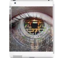 Iris wall iPad Case/Skin
