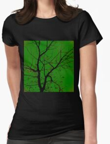 Tree 91 Series Womens Fitted T-Shirt