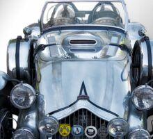 1950 Allard J2-X Roadster Sticker