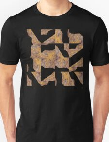 FRACTURE, grid sample I Unisex T-Shirt