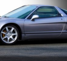 NSX 'Sterling' Acura Coupe Sticker