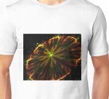 Coopery velvet flower Unisex T-Shirt