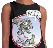 Mister Cool Guy Contrast Tank