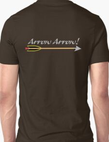 Arrow Arrow Archer's tee T-Shirt