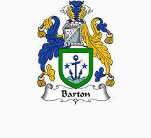 Barton Coat of Arms / Barton Family Crest Unisex T-Shirt