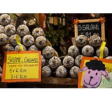 Culinary Delight Photographic Print