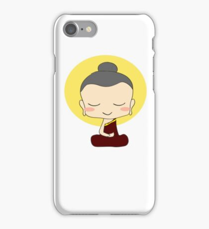 Buddhist Praying iPhone Case/Skin