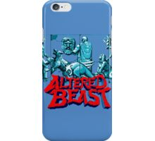 ALTERED BEAST - SEGA ARCADE iPhone Case/Skin