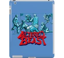ALTERED BEAST - SEGA ARCADE iPad Case/Skin