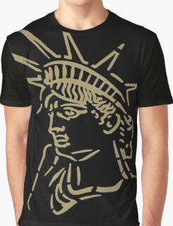 The Statue of liberty - The Lady Graphic T-Shirt