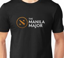 The Manila Major 2016 (version one) Unisex T-Shirt