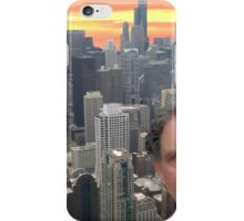 The Angry Mayor iPhone Case/Skin