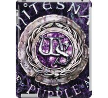 WHITESNAKE THE PURPLE iPad Case/Skin