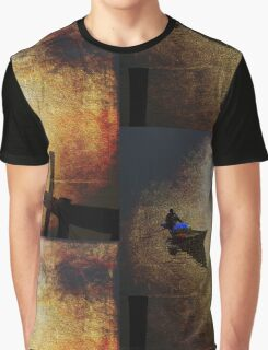 Lone Sailor  Graphic T-Shirt