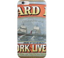 TIR-VP-01235u iPhone Case/Skin