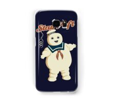 STAY PUFT - MARSHMALLOW MAN GHOSTBUSTERS Samsung Galaxy Case/Skin