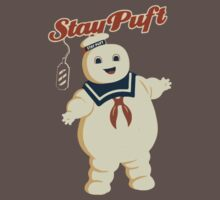 STAY PUFT - MARSHMALLOW MAN GHOSTBUSTERS Baby Tee