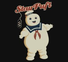 STAY PUFT - MARSHMALLOW MAN GHOSTBUSTERS One Piece - Short Sleeve