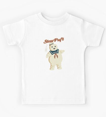 STAY PUFT - MARSHMALLOW MAN GHOSTBUSTERS Kids Tee
