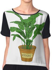 Robert PLANT Chiffon Top
