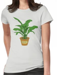 Robert PLANT Womens Fitted T-Shirt