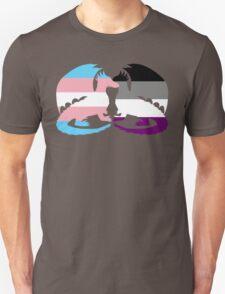 Trans Ace Pride Dragons T-Shirt