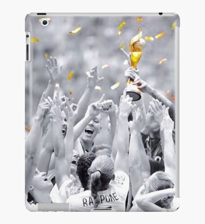World Champions iPad Case/Skin