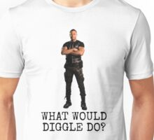 What Would Diggle Do? Unisex T-Shirt