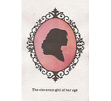 Hermione Granger Cameo Photographic Print