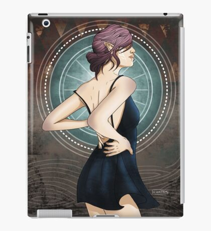 Lavellan Tarot iPad Case/Skin