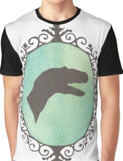 Raptor Cameo Graphic T-Shirt