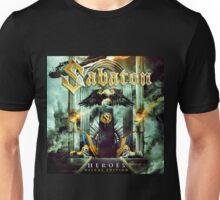 sabaton deluxe heroes Unisex T-Shirt