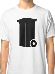 Trash bin Classic T-Shirt