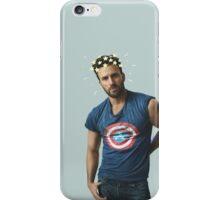 CHRIS EVANS STARS iPhone Case/Skin