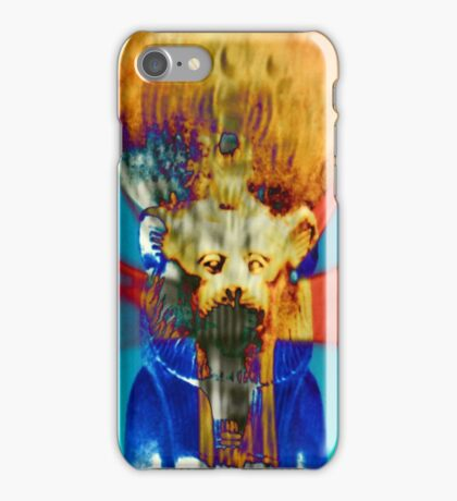 Sekhmet_Ankh iPhone Case/Skin