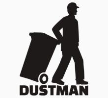 Dustman One Piece - Short Sleeve
