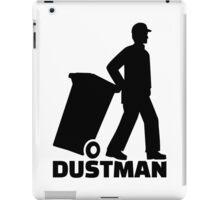 Dustman iPad Case/Skin