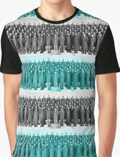People, colors and stripes Graphic T-Shirt