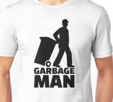 Garbage man Unisex T-Shirt