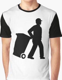Garbage man Graphic T-Shirt