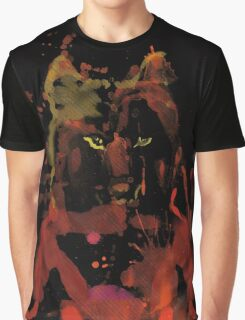 watercolor foxy 2 Graphic T-Shirt