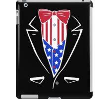 American Patriot Tuxedo iPad Case/Skin