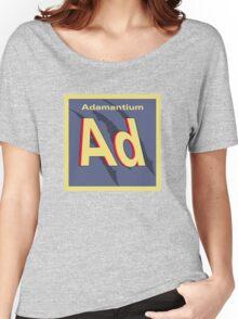 Adamantium Periodic Element Women's Relaxed Fit T-Shirt