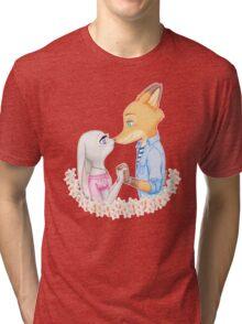 Judy x Nick Tri-blend T-Shirt