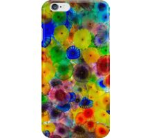 Colored Flowers iPhone Case/Skin