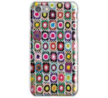 Amazing colorful Balinese sarongs for sale in Ubud iPhone Case/Skin