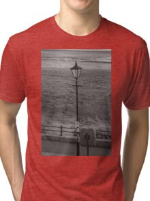 Gas Light In Lytham St. Annes - England Tri-blend T-Shirt
