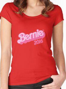 Barbie Sanders Women's Fitted Scoop T-Shirt