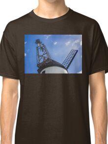 Unusual View of Windmill Classic T-Shirt